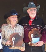 Wild West Champions: Jennifer Knick and Cal Eilrich