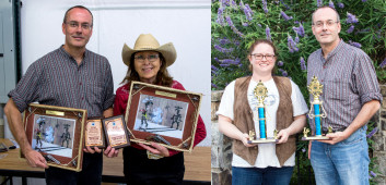 World Index Championship: Diana Rosen and Howard Darby - Alexis Rotherberg and Howard Darby