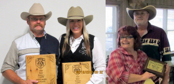 Annie Oakley Index Championship: Mike Landis, Nicole Franks, Laura Campbell, Terry Campbell