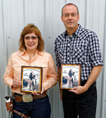 Annie Oakley Index Championship: Donna Leckhner and Howard Darby