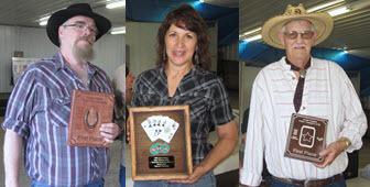 Annie Oakley Index Championship: Shawn Murphy, Tom Lechner, Donna Lechner