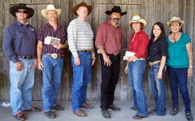 Jamestown Shootout: AA: Jon Rivera & Donna Lechner, A: Greg Danielson & Nikki Alirez, B: Herbert Gootee & Carol Adrian, Hollywood: Jon Wilson & Donna Lechner