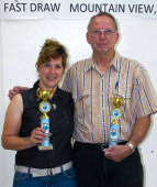 World Index Champions: Donna Lechner and Dan Qualls