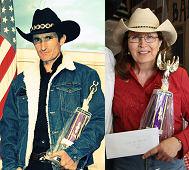 Frontier City Champions: Jon Wilson and Nicole Franks