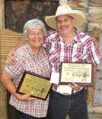 US Open Index Champions: Anita Burnham and Michael Pantano