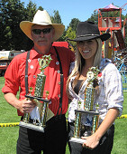 Canadian Champions: Bob Edmiston and Nicole Franks