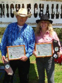 California Champions: Chuck Burnham and Judy Lawton