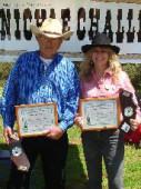 California Champions: Chuck Burnham and Judy Lawton