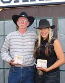 World Blank Elimination Champions: Greg Danielson and Nicole Franks