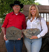 World Blank Elimination Champions: John Burke and Nicole Franks