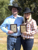 California Champions: Jon Wilson and Nicole Franks