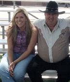 Cripple Creek Blank Champions: Howard Darby and Nicole Franks
